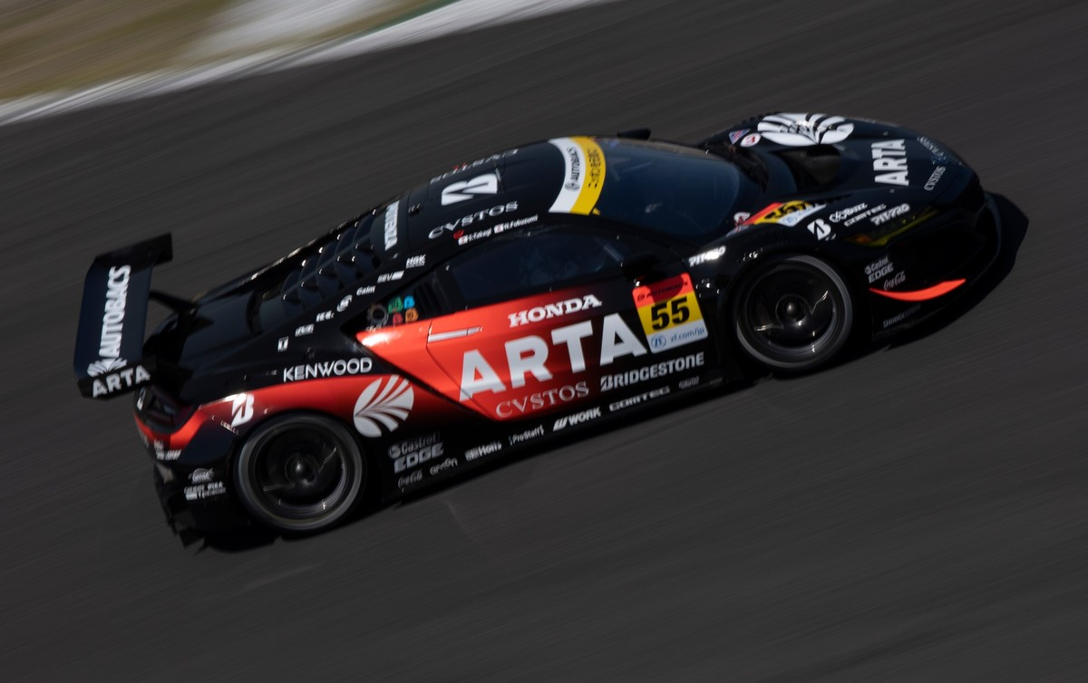 ARTA 2019 superGT Rd3 suzuka AUTOBACS GT300予選インタビュー