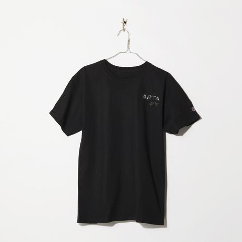 Champion SIZE:メンズS ARTA コットンTシャツ ブラック 2018