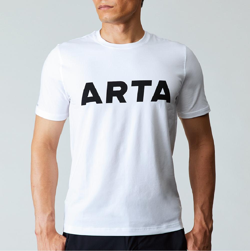 SIZE:S ARTA UNDER ARMOUR コラボTシャツ ホワイト