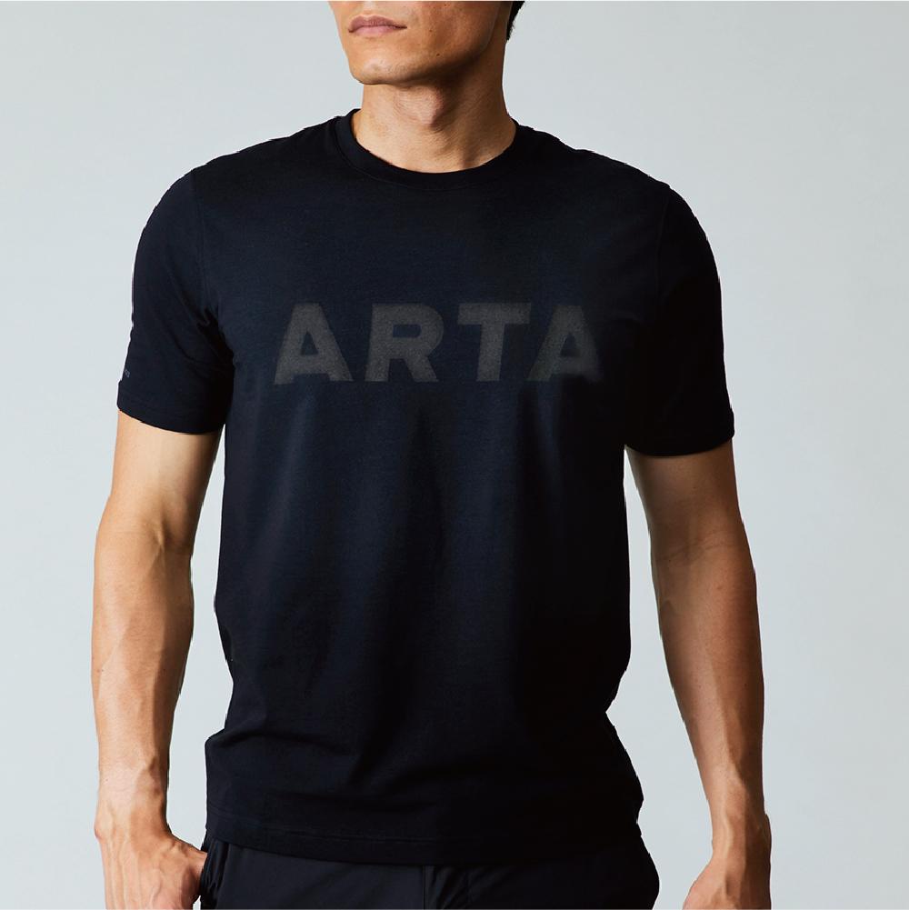 ARTA UNDER ARMOUR コラボTシャツ ブラック