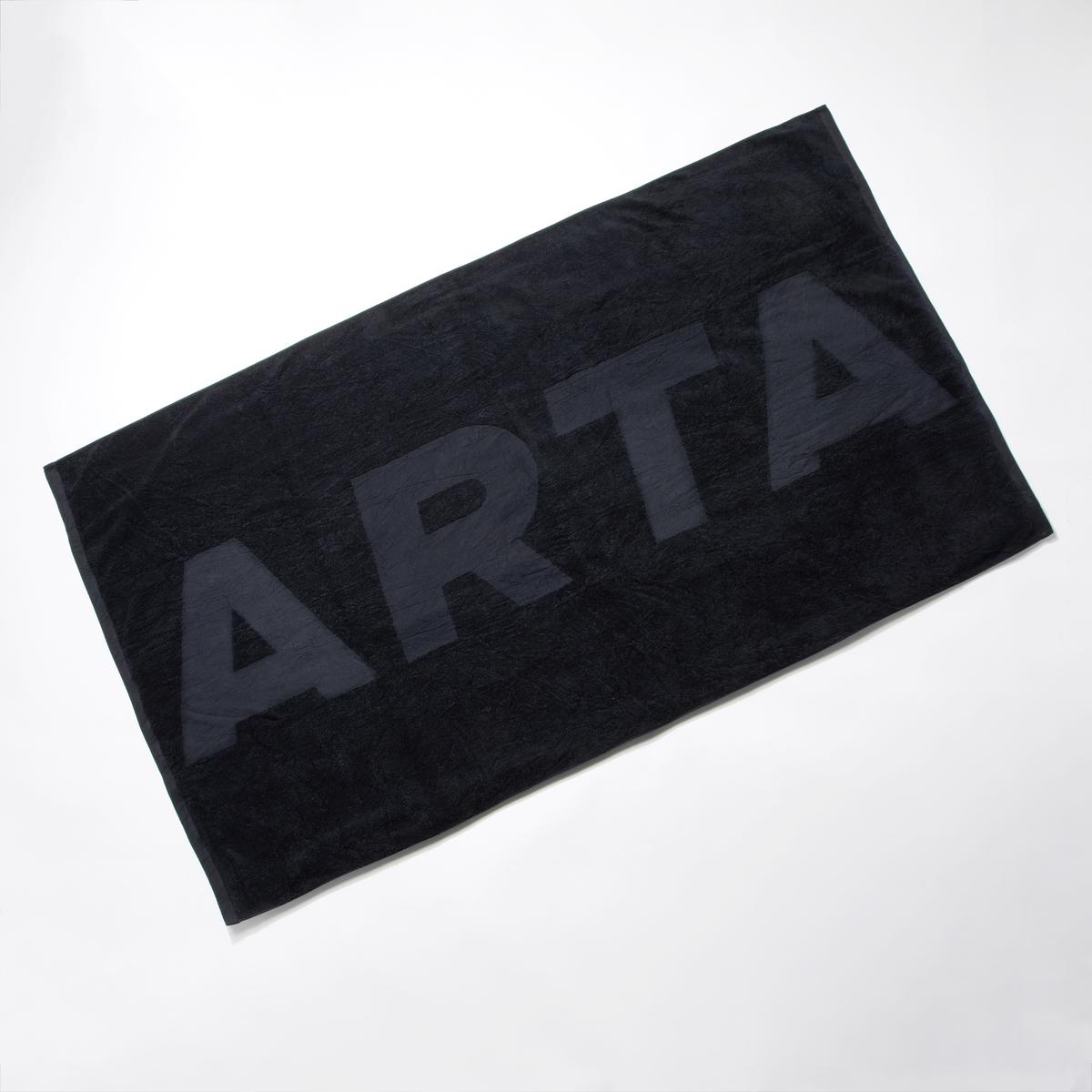ARTA BIGバスタオル ブラック